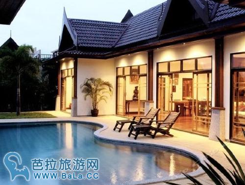 普吉岛性价比高的酒店—竹子俱乐部精品度假村