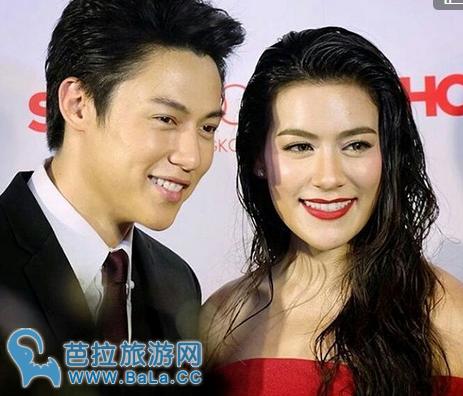 泰国情侣Mark和Kim携手登台SHOWDC SUMMER Festival庆典活动  甜蜜尽显