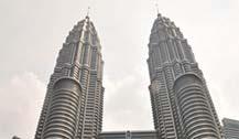 吉隆坡双子塔怎么去?