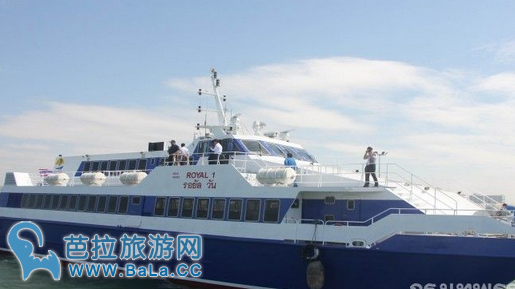 泰国5月份将开通春武里府梭挑邑-象岛和梭挑邑-华欣两条航线