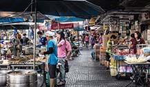 泰国旅游局回应取缔曼谷路边摊 只是禁止部分不会取缔