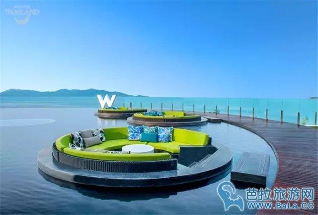 泰国风景最美的九大海岛就选这些酒店