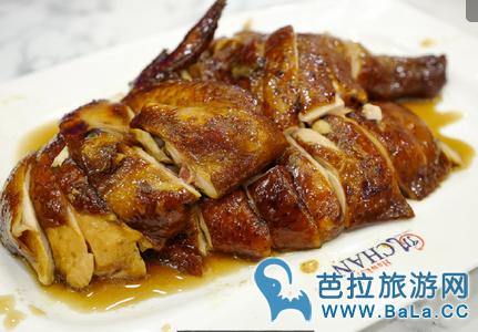 新加坡 了凡香港油鸡饭•面最便宜的米其林一星小贩你值得拥有