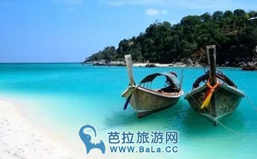泰国8大特色海岛游任你选