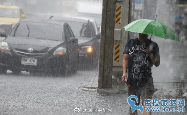 泰国正值雨季为避旅行事故多个景点暂时关闭数月