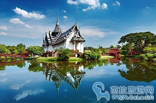泰国暹罗古城七十六府带你一天之内环游全泰国