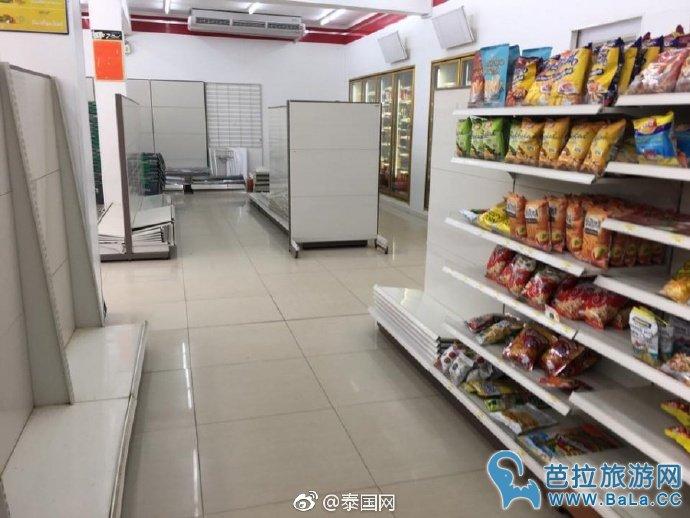 泰国吞华仓县7-11便利店入不敷出至被关闭