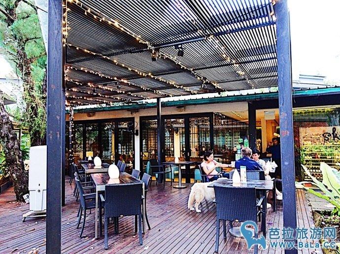 新加坡隐藏在老校区的时尚餐厅酒吧—Skyve Wine Bistro