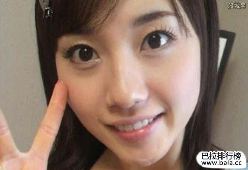 超乳_日本超乳排行