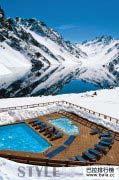 全球十大著名滑雪胜地,真是滑雪者的天堂!