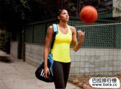 女子篮球十大最美女神,篮坛十大美女
