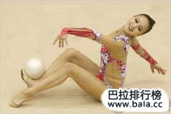 亚洲体坛十大美女运动员
