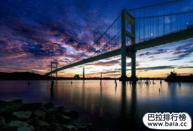 中国10大世界级跨海大桥,桥梁大国至强国的丰碑(2)