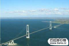 世界上最长的十大跨海大桥