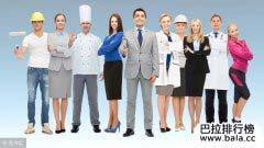 女生最吃香的十大热门高薪职业排行榜