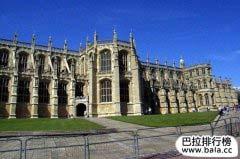 世界上最美的十大城堡宫殿
