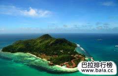 全球十大最美沙滩是哪几个