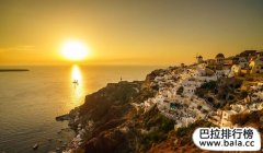 全球最美十大落日观赏地