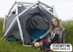 世界十大户外帐篷品牌排行榜