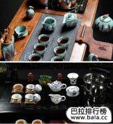 中国十大功夫茶具品牌排行榜