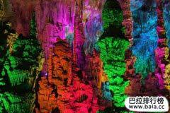 探秘最美溶洞中国十大溶洞排行榜