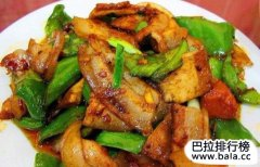 四川十大名菜排行榜,10款最有名的川菜