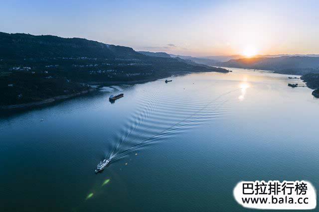 18,长江三峡风景名胜区