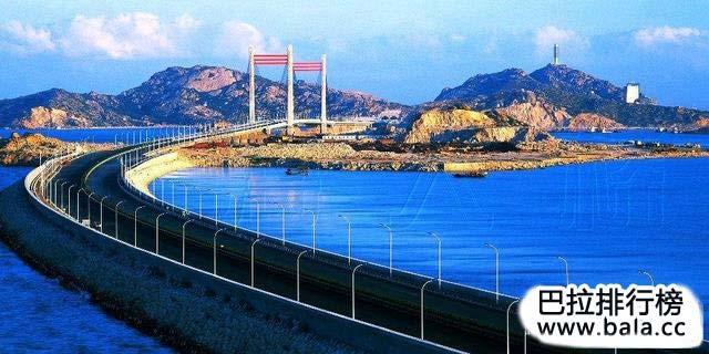 中国现代十大著名桥梁,看看有你家乡没?!