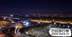中国前十名机场排行榜,中国最大机场排名