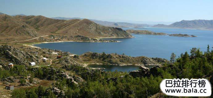 世界上面积最大的十座水库,看看三峡能排第几?
