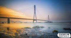 世界跨径十大的斜拉桥排名