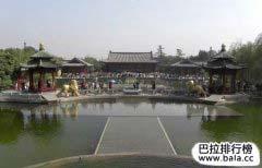 中国十大最热门温泉排行榜