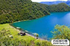中国最美十大湖泊排行榜