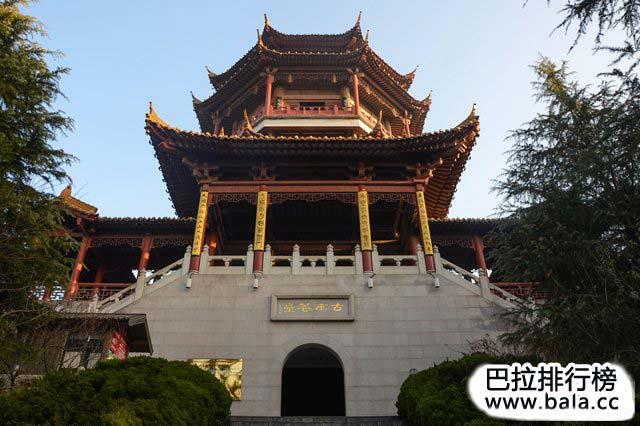 9,南京雨花台风景区