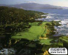 全球十大最美丽的高尔夫球场