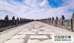 中国十大著名古桥排行榜
