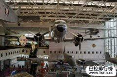 世界著名的航空博物馆排名前十位