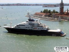 世界十大邮轮全球十大巨型奢华游轮