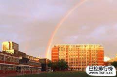 北京十大最牛高中排行榜