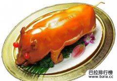 广州十大小吃美食片排行,广州十大名菜有那些