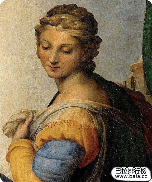 世界经典名画_世界最贵的十大名画排行榜