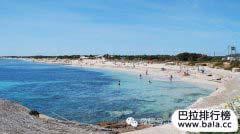世界最受欢迎的十四大裸体海滩