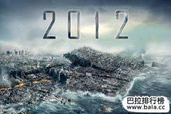 全球十大灾难片电影排行榜