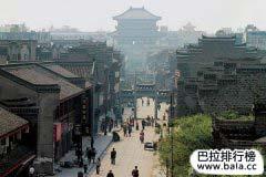 中国十大古城排名榜,哪个古城保存最完整?