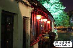 中国十大最美古镇排名,哪个是最有名的古镇?