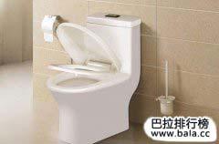 中国十大马桶品牌排行榜