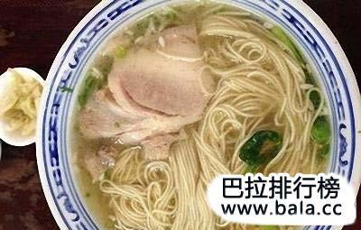 舌尖上的苏州:苏州十大特色小吃,你吃过几种?