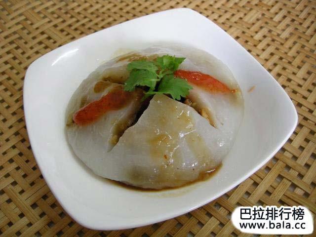 台湾美食排行榜前十名图片