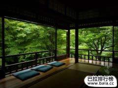日本 看枫叶最好的温泉酒店,日本温泉酒店排名