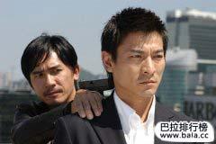 香港黑帮电影排行榜前十名
